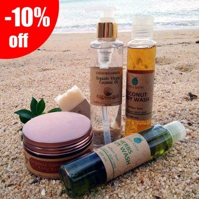 Thai Cosmetics Sale -10% promo code discount