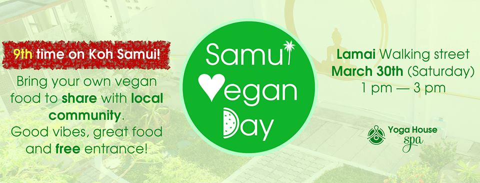 Samui Vegan Day #9