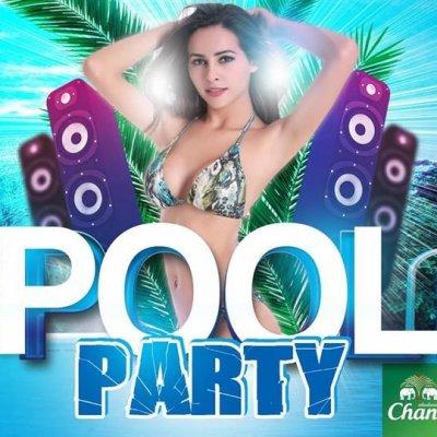 Latin Music Around the Pool