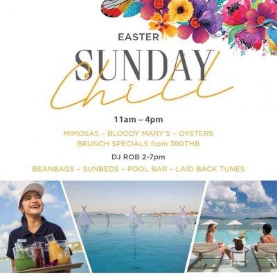 Easter Sunday Brunch!