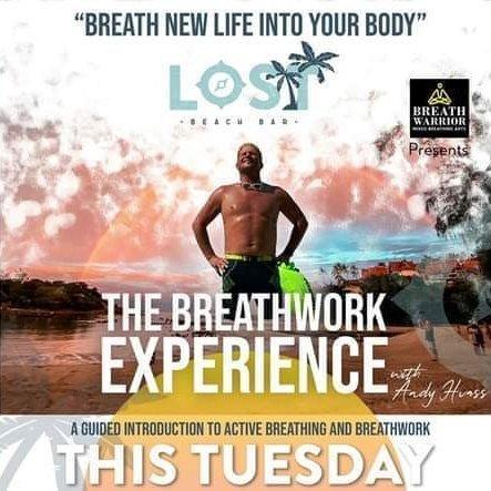THE BREATHWORK EXPERIENCE