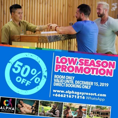 Low season promotion