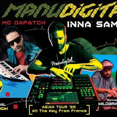Manudigital & MC Dapatch