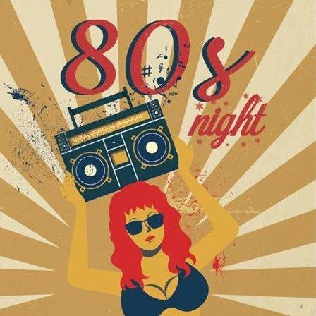 80's Night at Trade Wind Restaurant