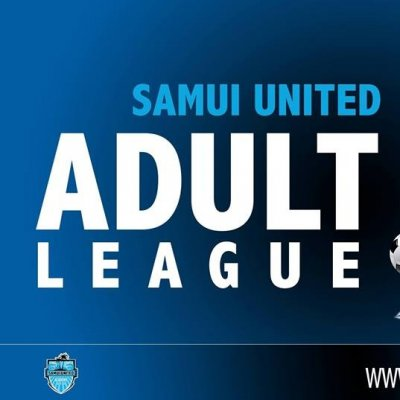 Samui United Adult League • Let's play football!