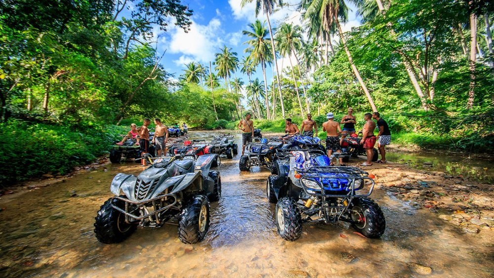 Quad ATV tours!