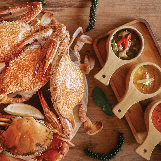 Crab and Claw at tawaNN
