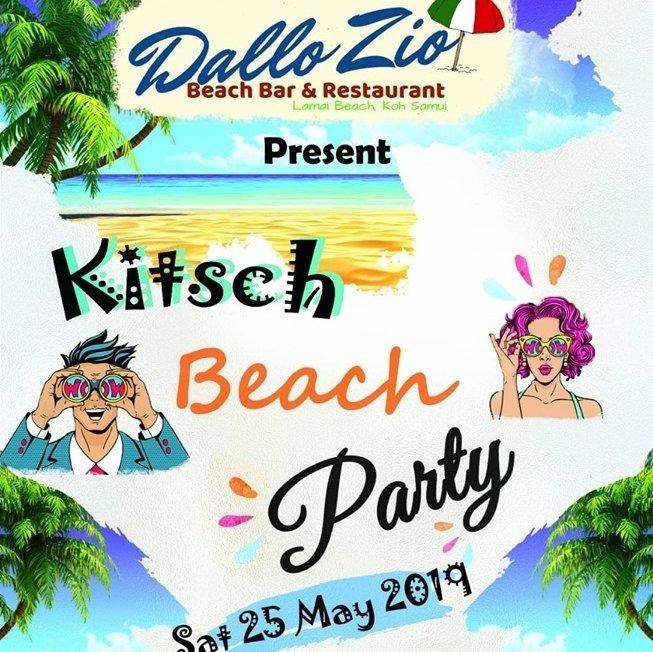 Kitsch Beach Party