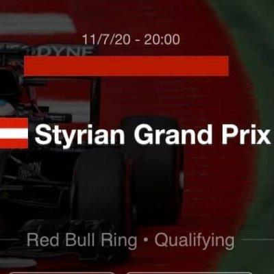 Qualif F1 samedi : welcome