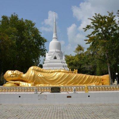 Find Sleeping Buddha