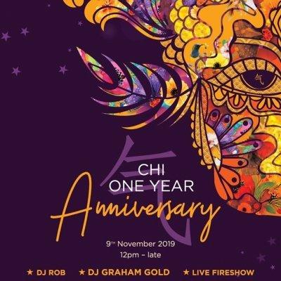 Chi Samui's 1st Year Anniversary
