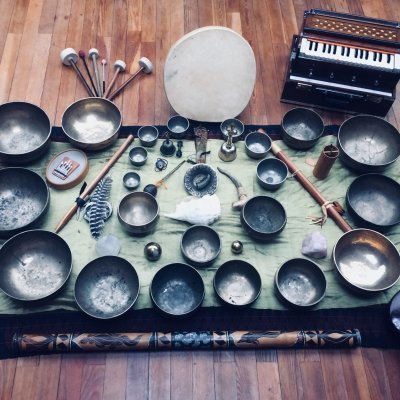 Shamanic Sound Healing Journey