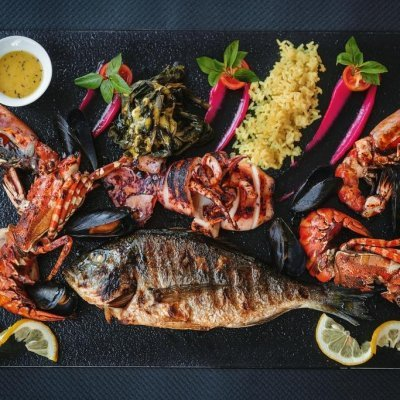 Father's Day Charcoal Grill - 50% Off Unlimited Seafood & Meat