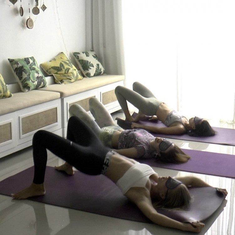 Orgasm reflex - dynamic meditation / body practice