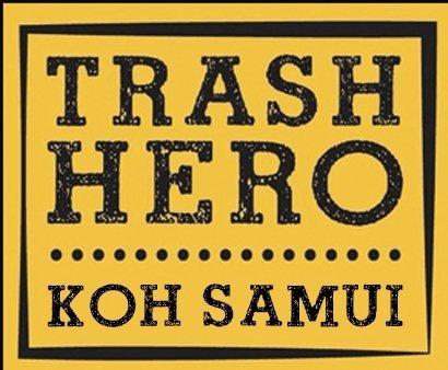 Beach Cleaning Trash Hero