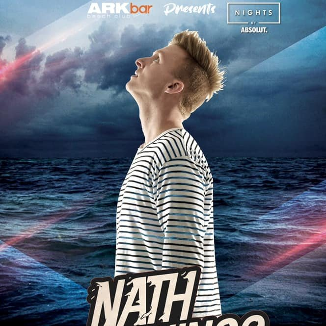 Nath Jennings @ ARKbar beach club