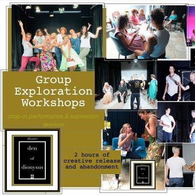 Group Exploration Workshops