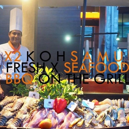 Fresh Seafood & Meat BBQ