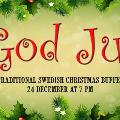 Traditional Swedish Christmas Buffet