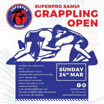 Koh Samui Submission Wrestling Open