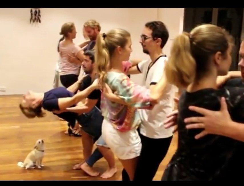 Bachata dance lessons intermediate