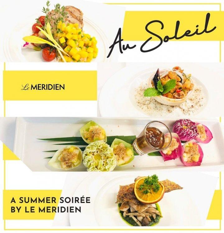 Au Soleil by Le Méridien