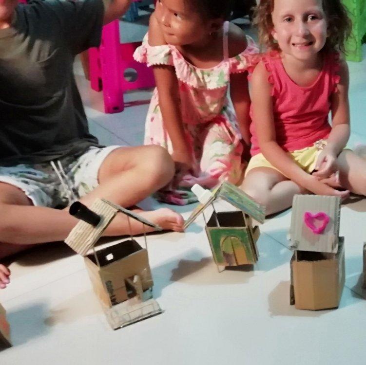 Art classes fun&creativity for kids.