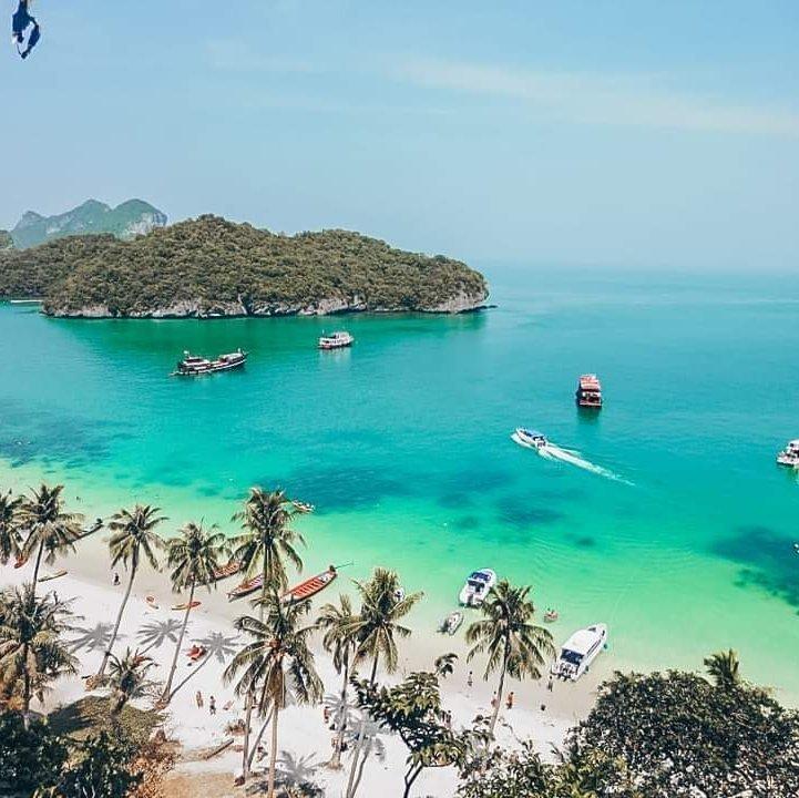 SEA TOUR Angthong Marine Park
