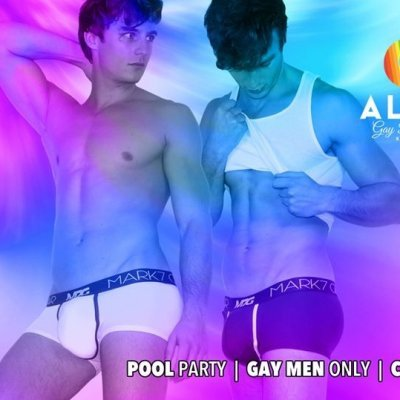 Mark7Gear Underwear Fashion Show