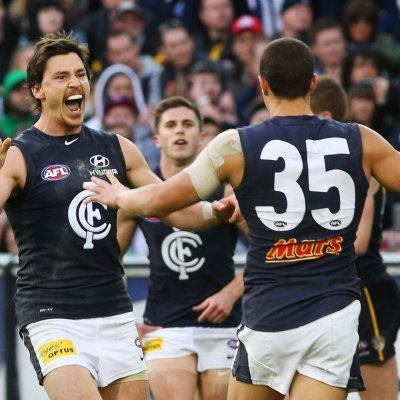 Richmond vs Carlton - AFL 2020 Round 1