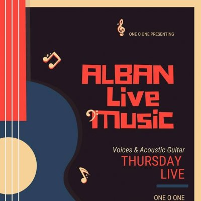 Live Music With Alban