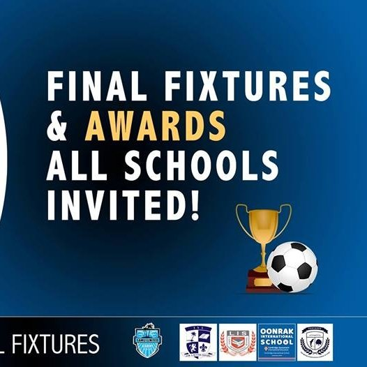 SSFL • Final Fixtures & Awards • All schools invited!