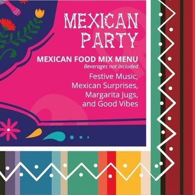 New Year Eve at Koh-Co Beach ! Mexican Festive Night