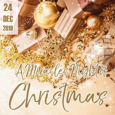 A Miracle Night of Christmas at Peace Resort