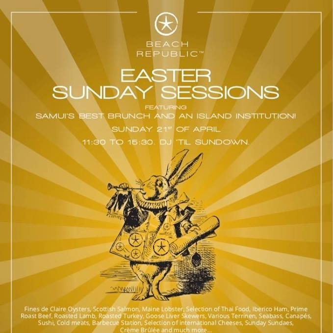 Easter Sunday Sessions