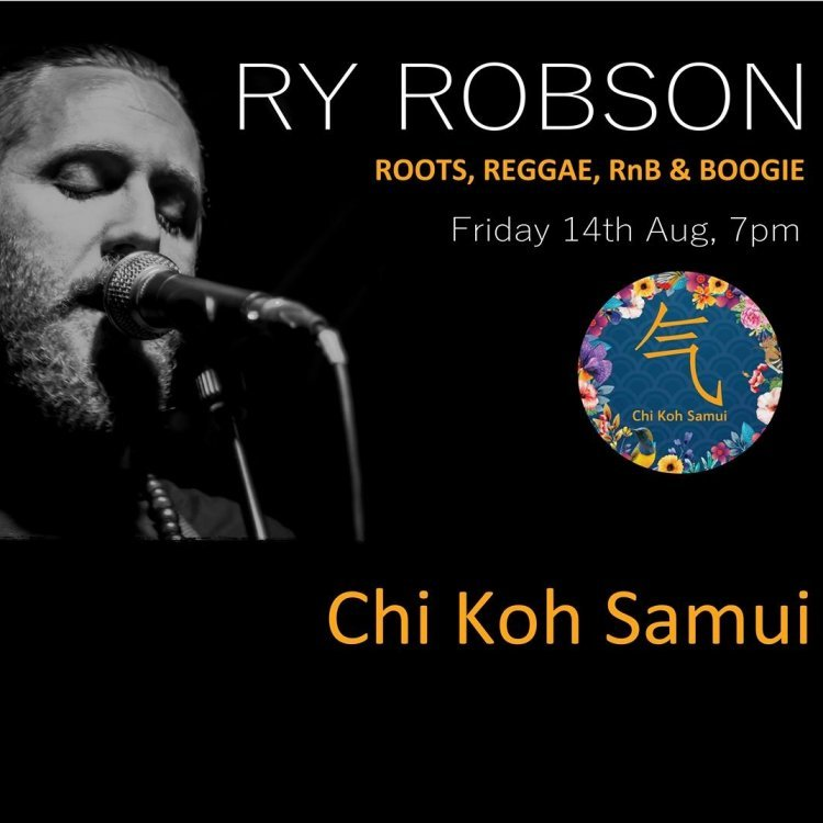 Ry Robson (solo) at Chi