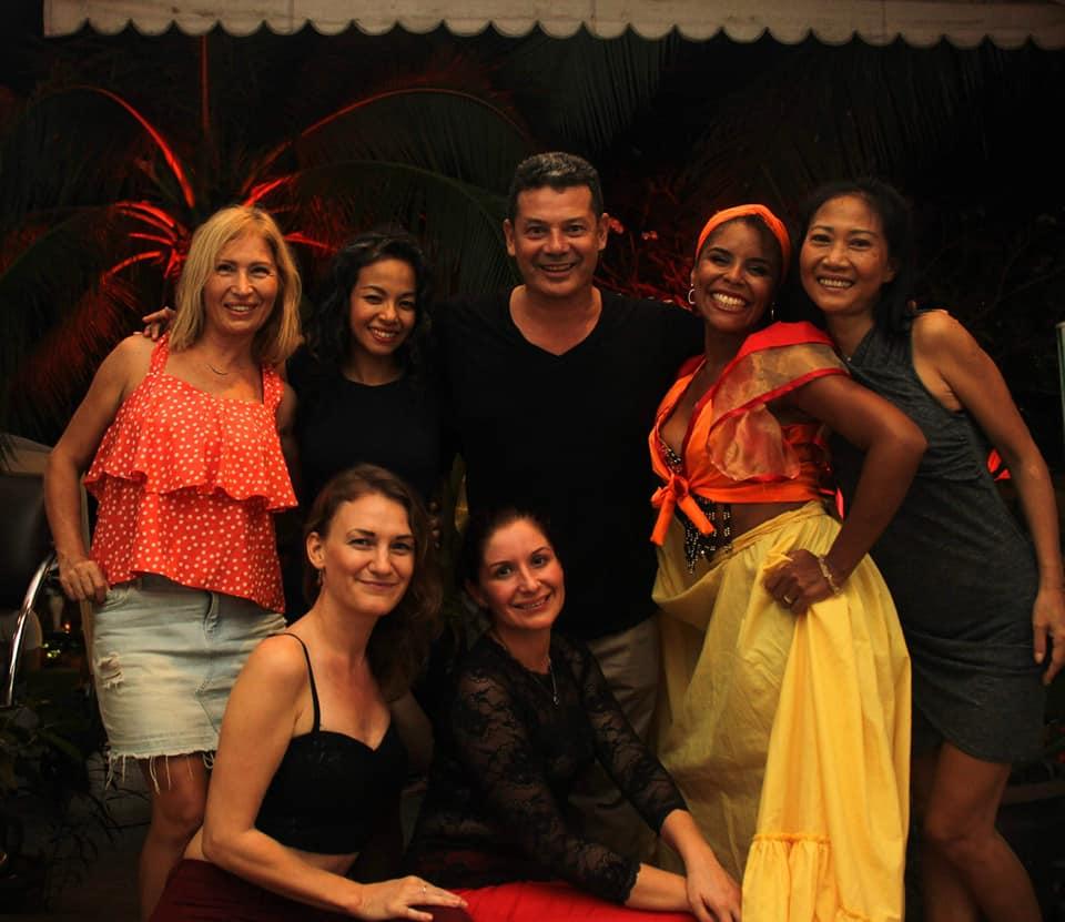 Salsa, Bachata & Kizomba Party with Valerie