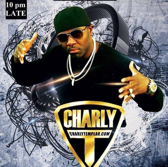 Charly T at the GreenMango