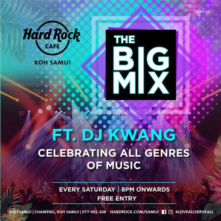 The Big Mix FT DJ Kwang