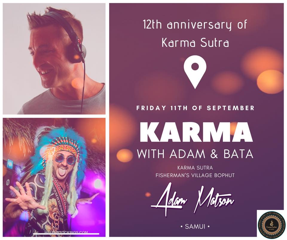 12th anniversary of Karma Sutra