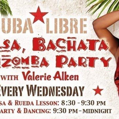 Cuba Libre SBK party