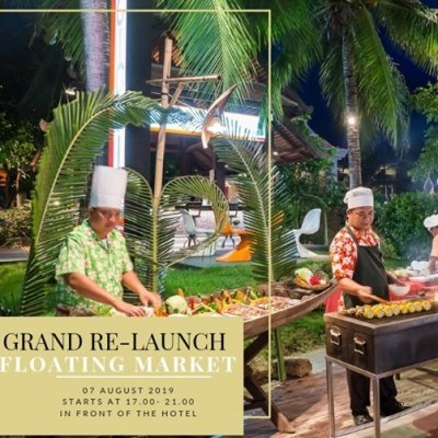 Grand Re- Launching of Floating Market