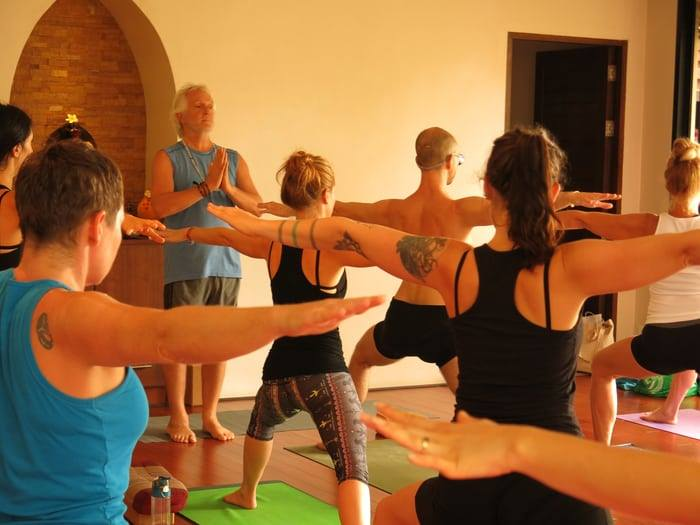 Yin and Yang Yoga Retreat with Simon Low