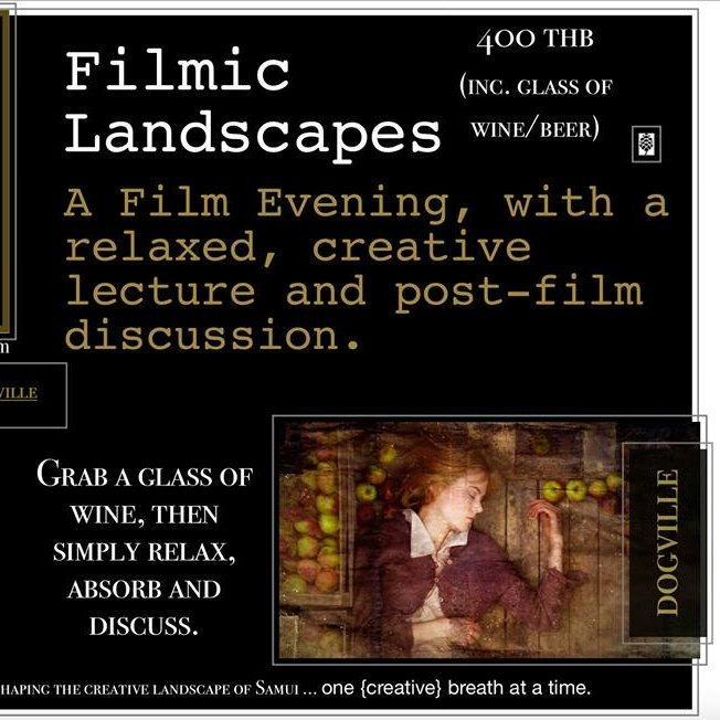 Filmic Landscapes: film evening with lecture & post-analysis
