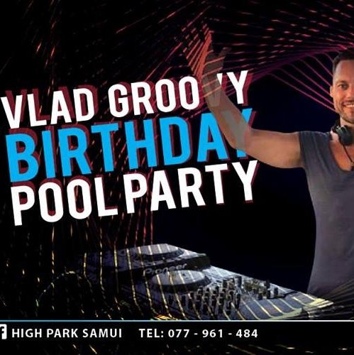 Vlad Birthday bash