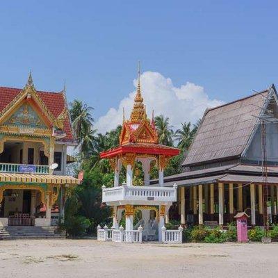 View a Thai Temple