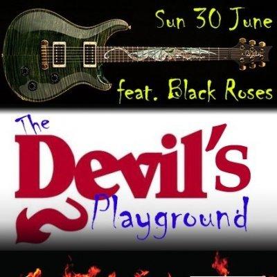 The Devil's Playground Sun 30 Jun