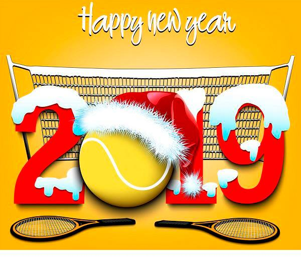 28th ATC New Year Doubles Tennis Tournament 2018
