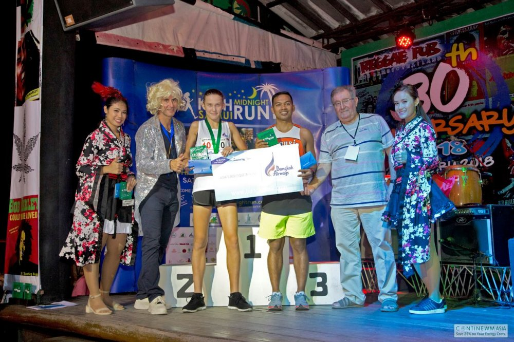 Samui Charity Fun Midnight Run 2019 - 7th Edition