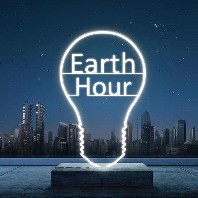 Earth Hour - Light Off, Candles On